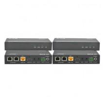 PTN 4K HDBaseT extenderset 100m met RS232
