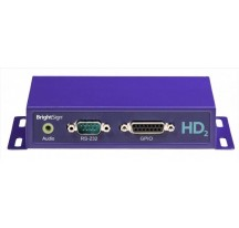 BrightSign HD1020 Netwerk player met touch en multi-control