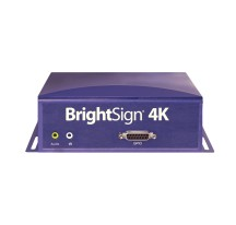 BrightSign 4K242 4K Netwerk player